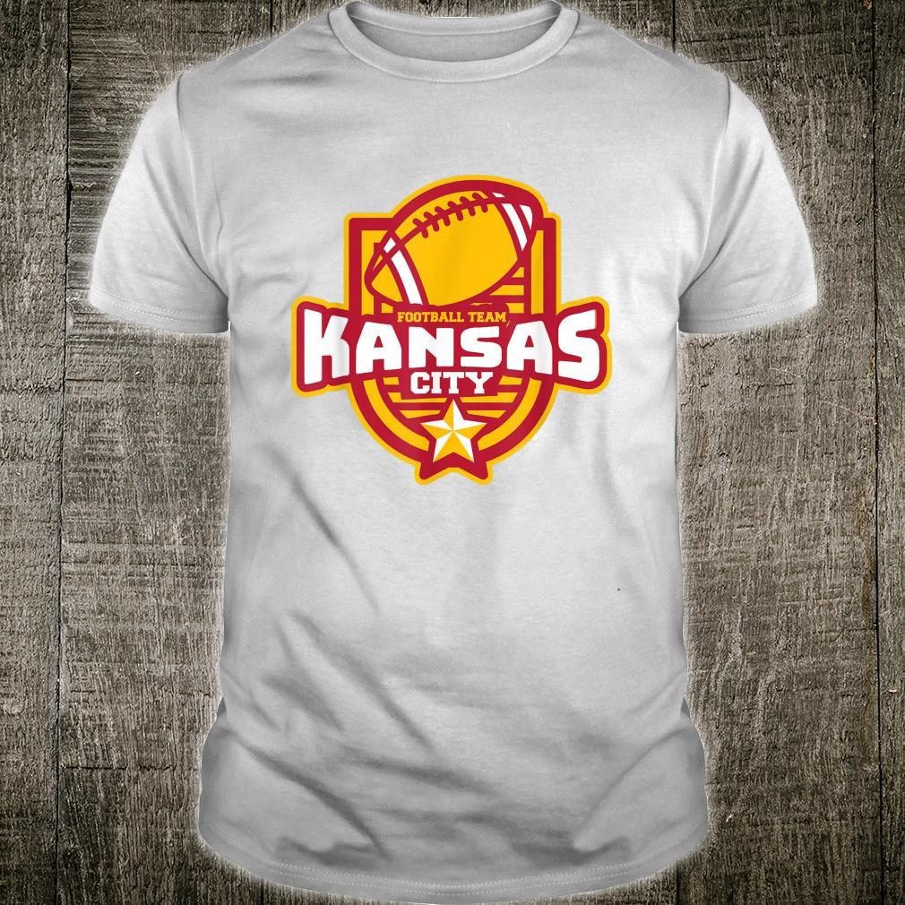Missouri Kansas Retro Style Shirt