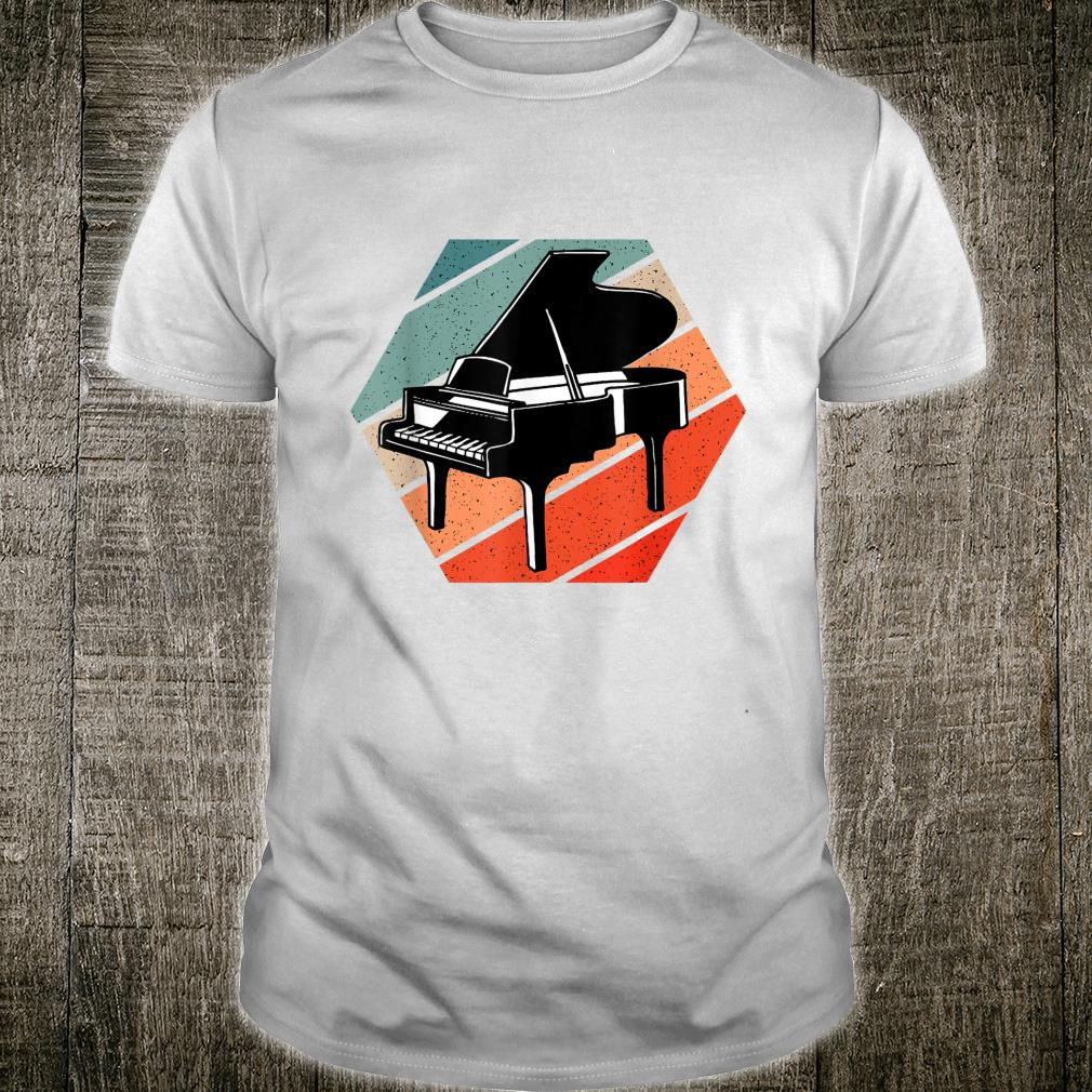 Musical Instrument Piano for a Piano Player or Pianist Shirt