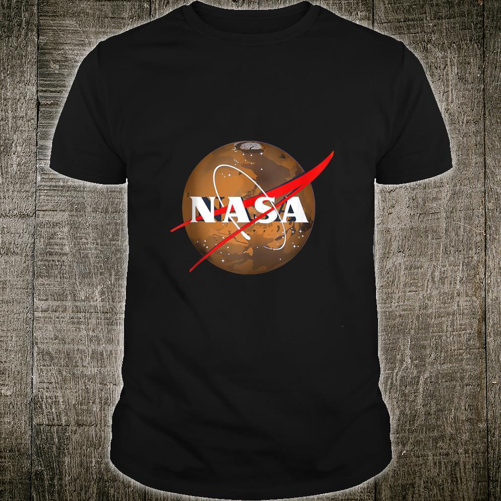 NASA Space Mars Exploration Classic Edition Shirt