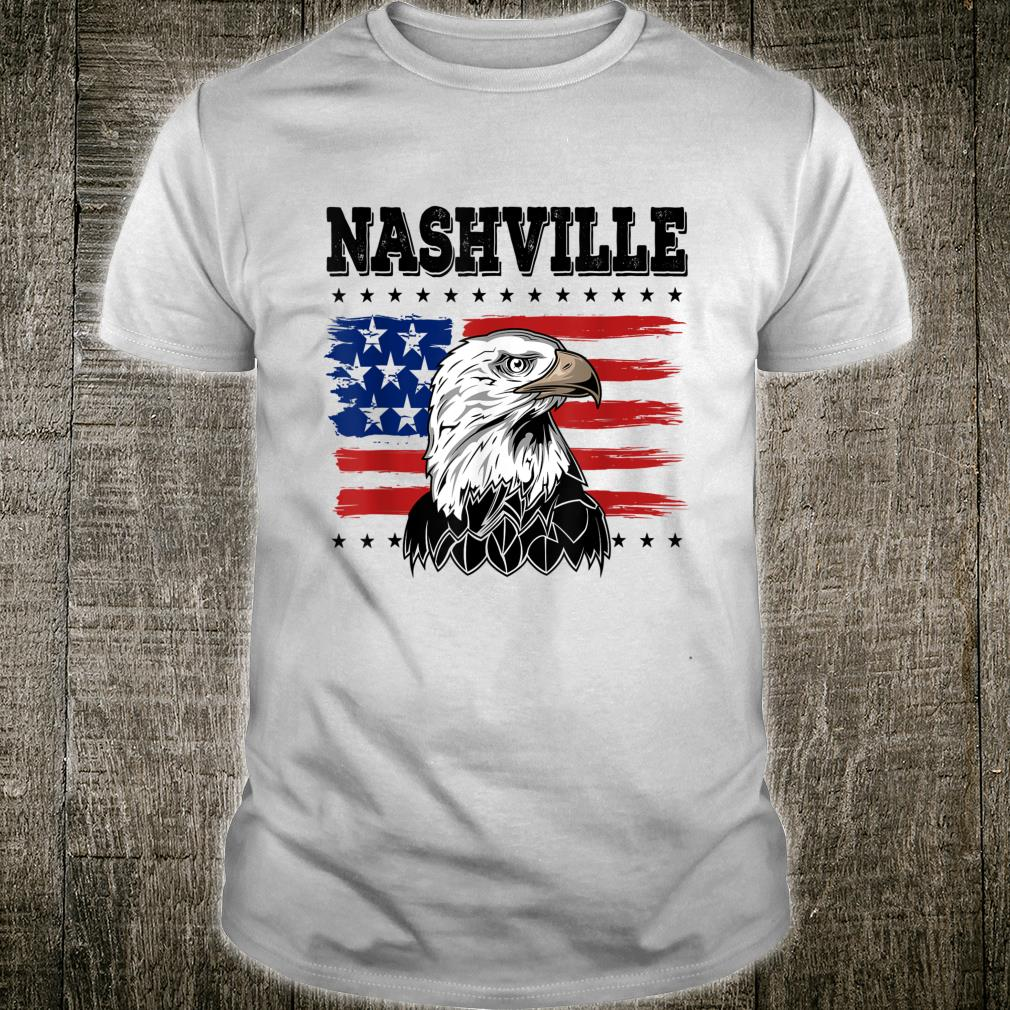 Nashville Tennessee Vintage Country Music Clothes Rockabilly Shirt
