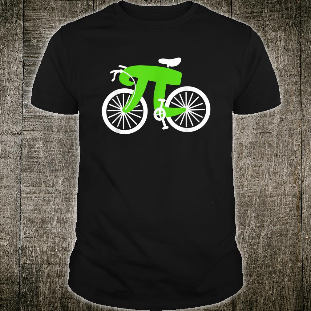 Pi Day Mathematik Radsport Shirt