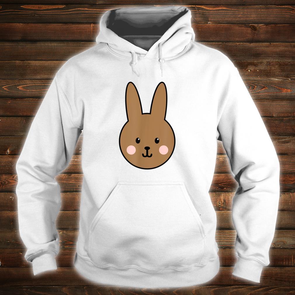 Rabbit Shirt hoodie