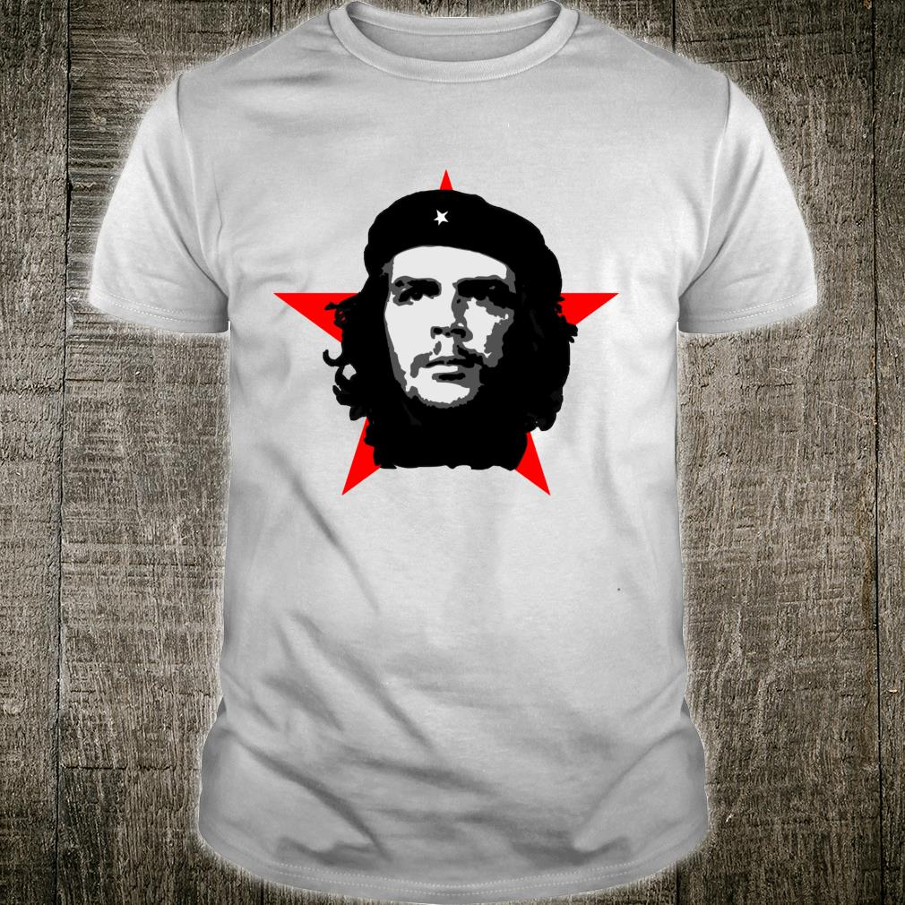 Rebel Cuban Shirt Guerrilla Revolution Che Guevara Shirt