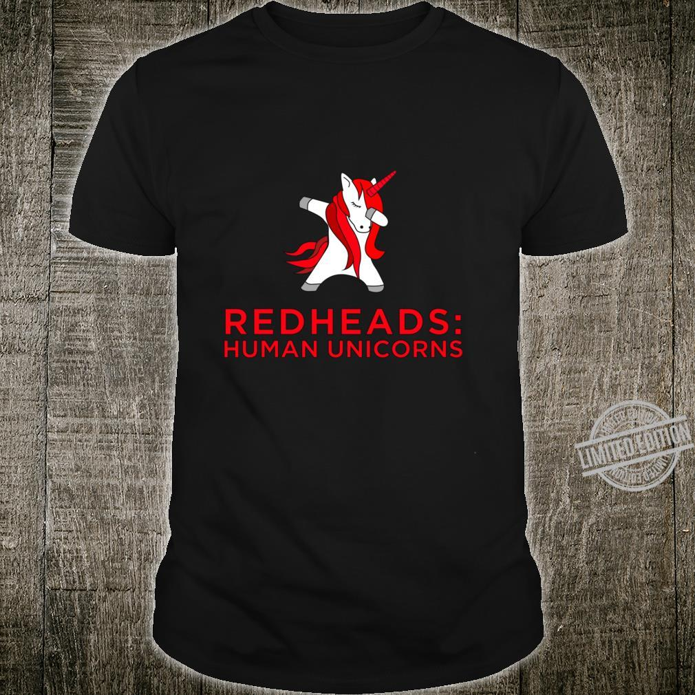 Redhead Trouble Ginger Shirt