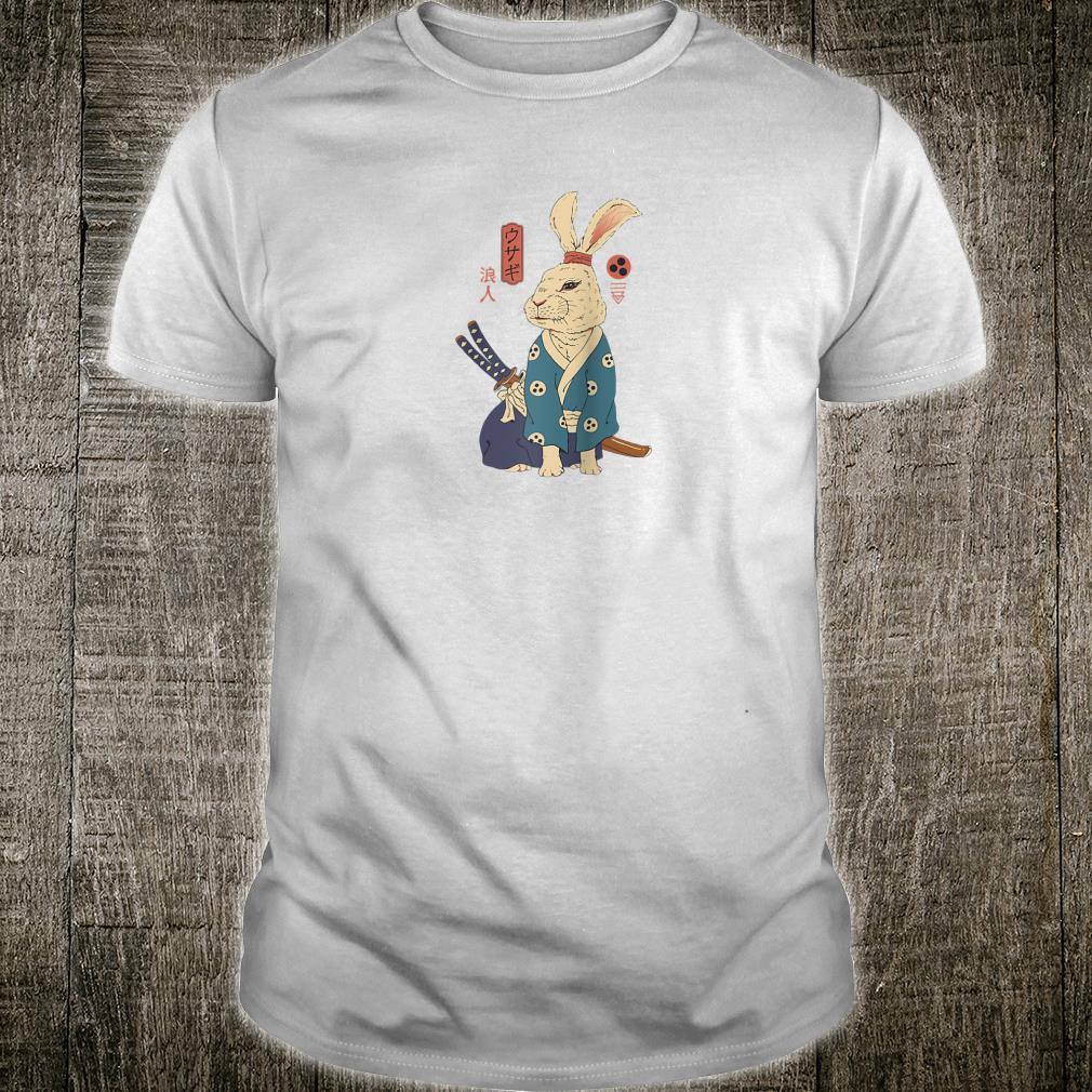 Ronin Usagi Shirt