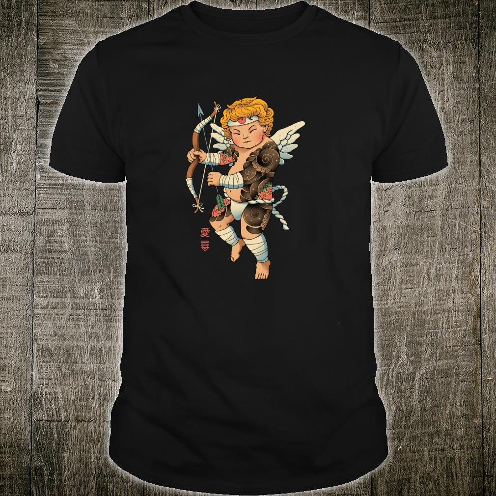 Samurai Cupid Shirt