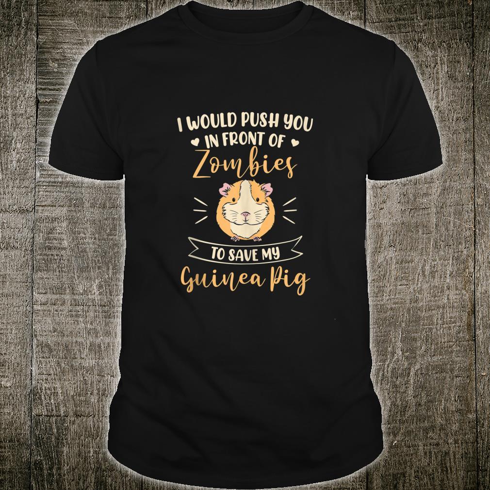 Save My Guinea Pig Shirt Guinea Pig Shirt