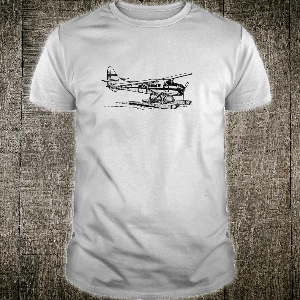Seaplane Airplane Shirt