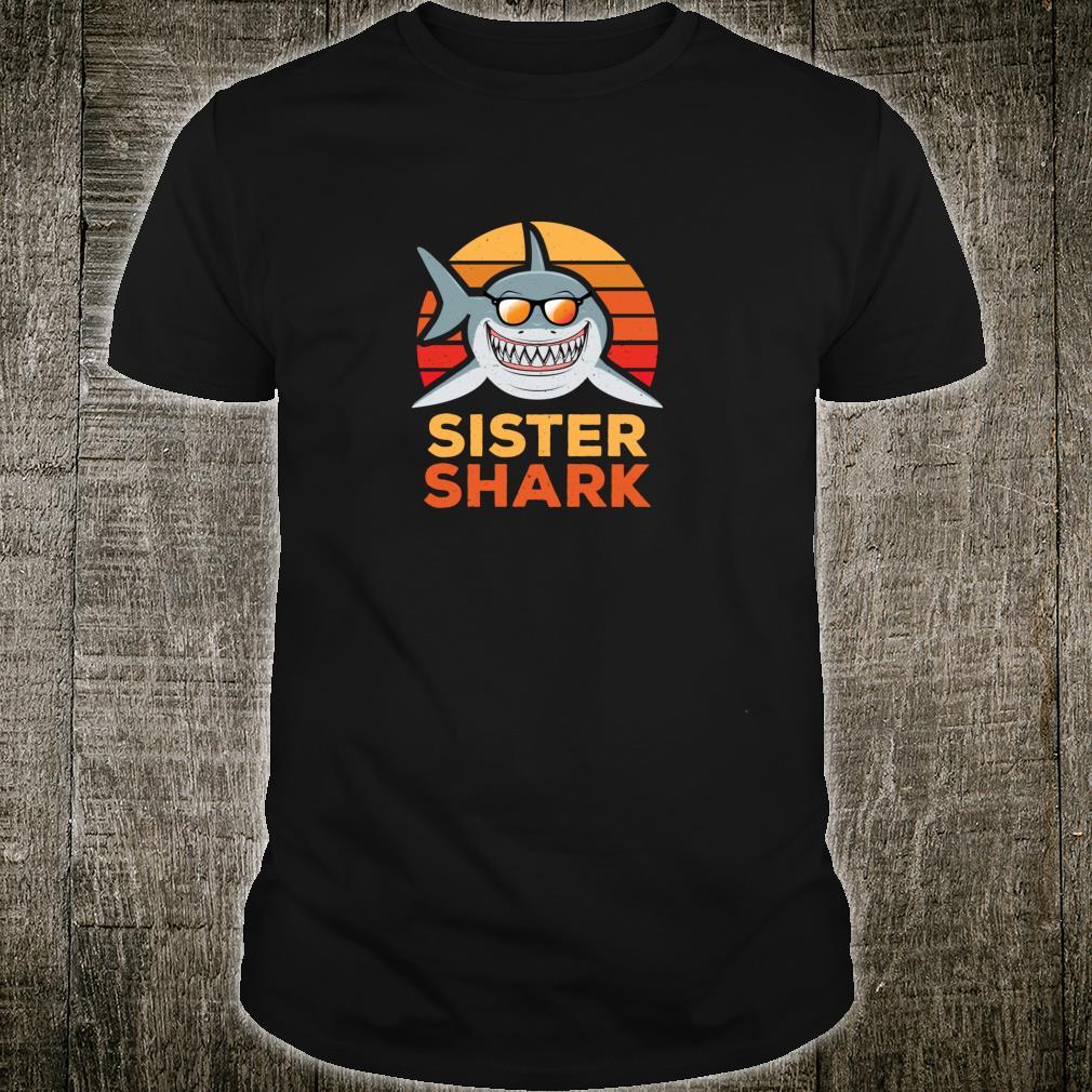 Sister Shark Shirt
