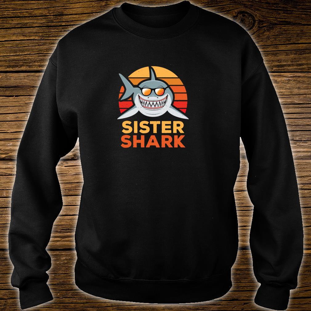 Sister Shark Shirt sweater
