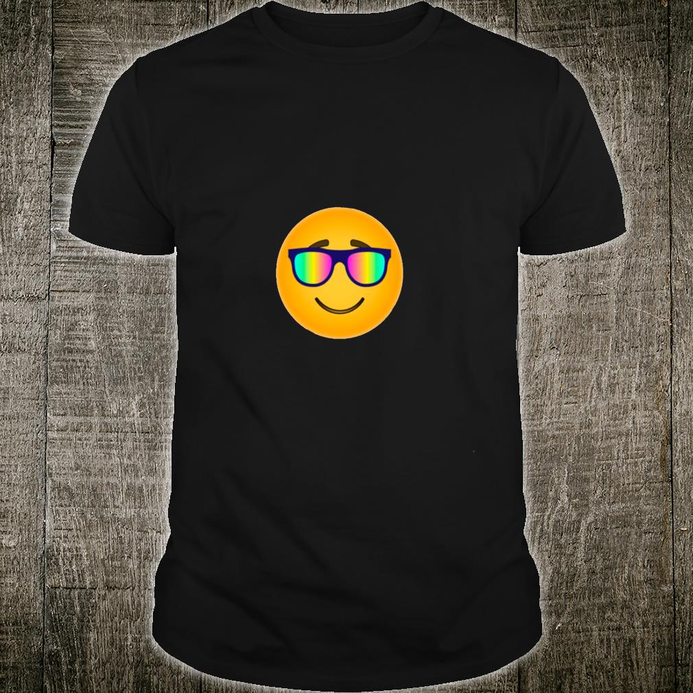 Smiley Face with Sunglasses Shirt