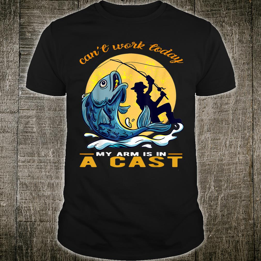 Sorry I Missed Your Call Fishing Fisher Shirt