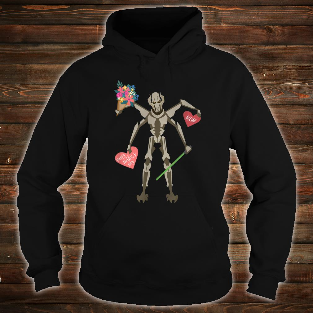 Star Wars General Grievous Mother's Day Shirt hoodie