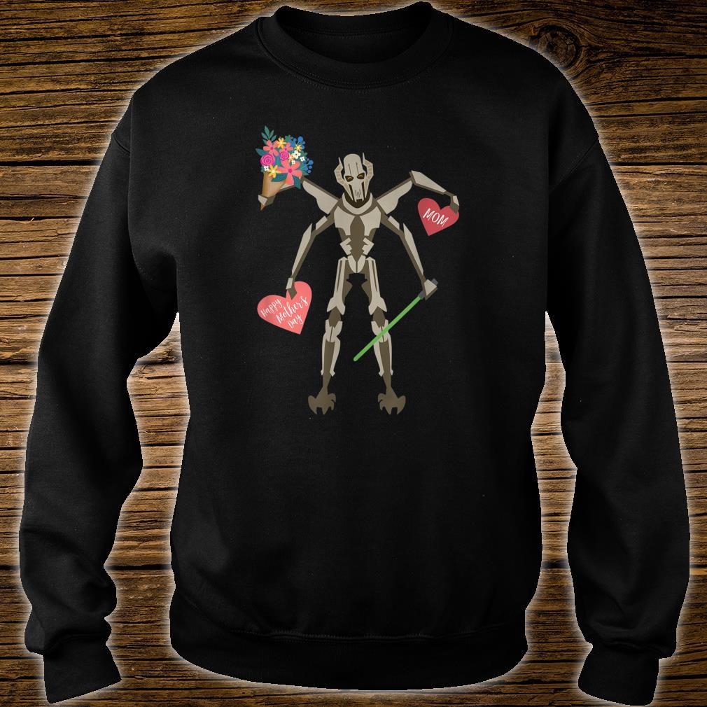 Star Wars General Grievous Mother's Day Shirt sweater