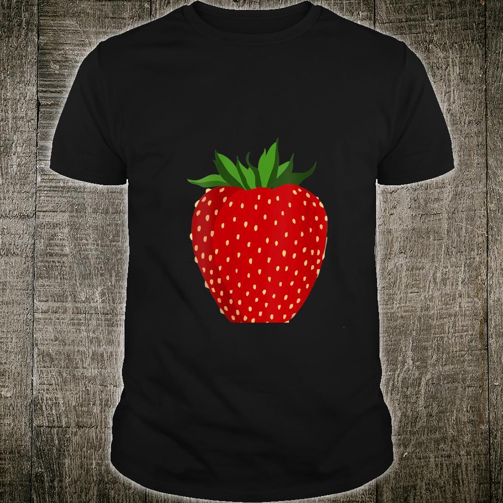 Strawberry Costume Berry Sweet Cute Halloween Costume Shirt