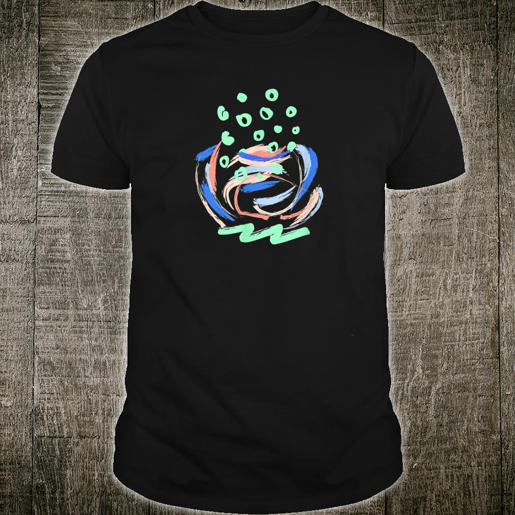 Stylish Abstract Trippy Design Shirt