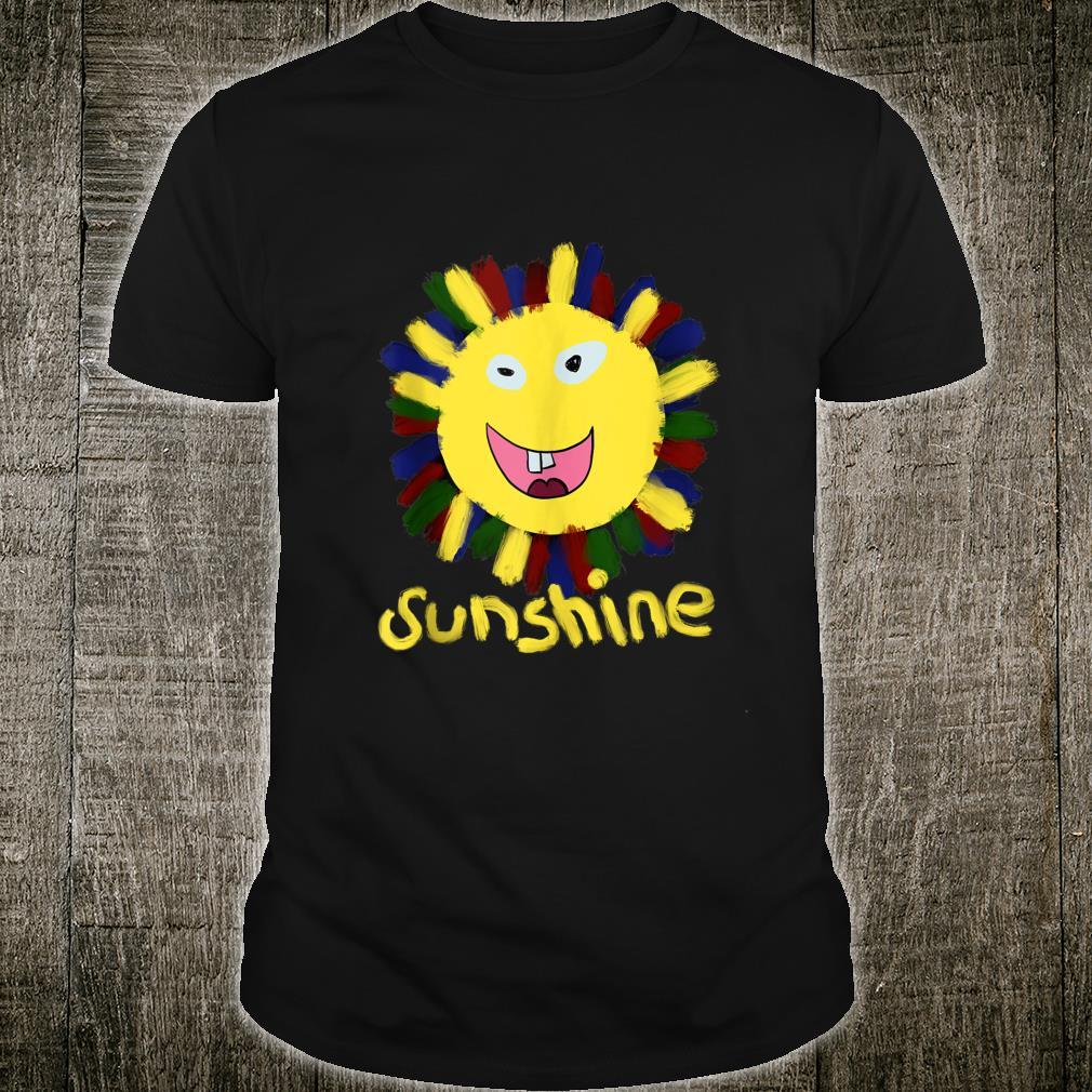 Sunny Sunshine Design Shirt