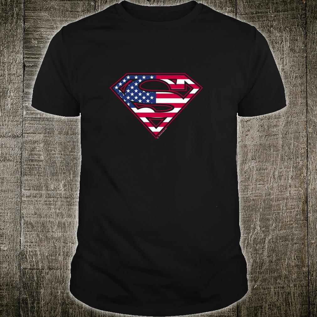 Superman U.S. Shield Shirt