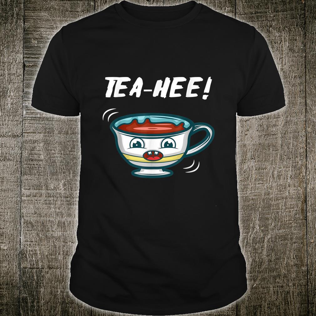 TeaheeLiebhaber und MorgenPerson Shirt