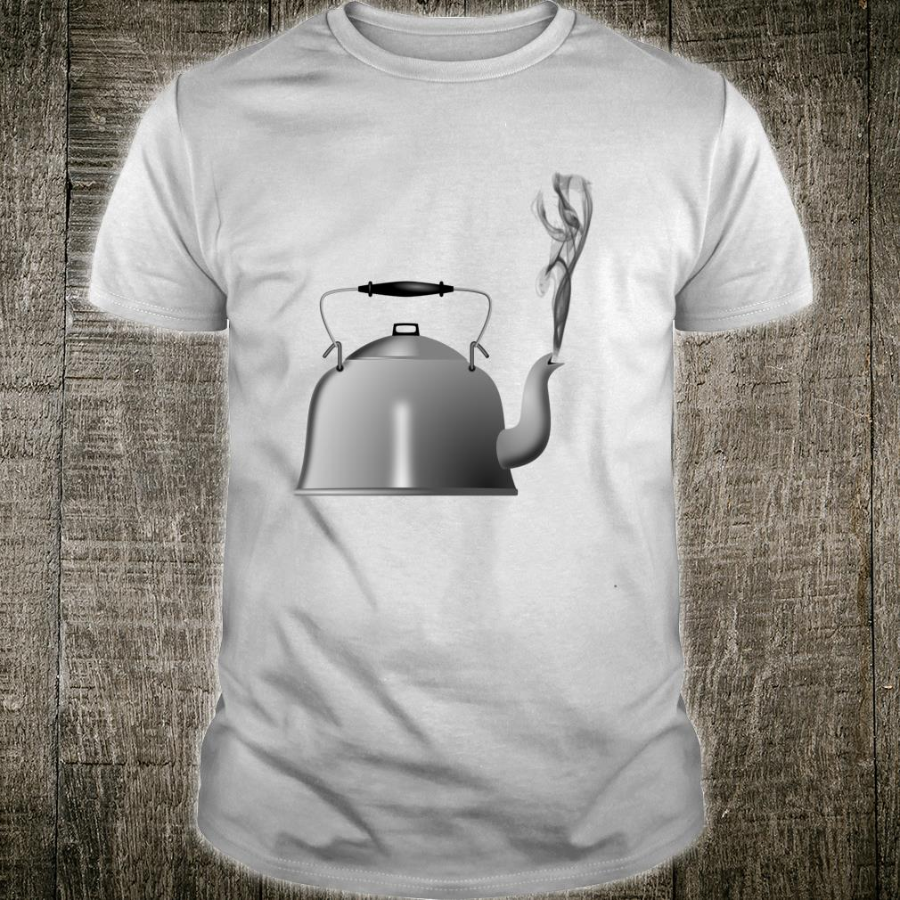 Teapot Tea Kettle Shirt