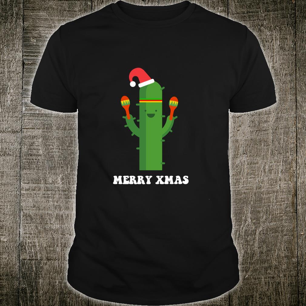 The Best Merry Xmas Design EVER Shirt
