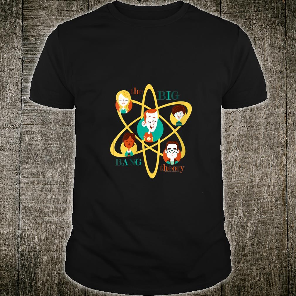 The Big Bang Theory Atomic Friends Shirt
