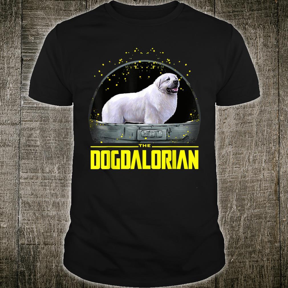 The Dogdalorian Havanese Dog Christmas Shirt