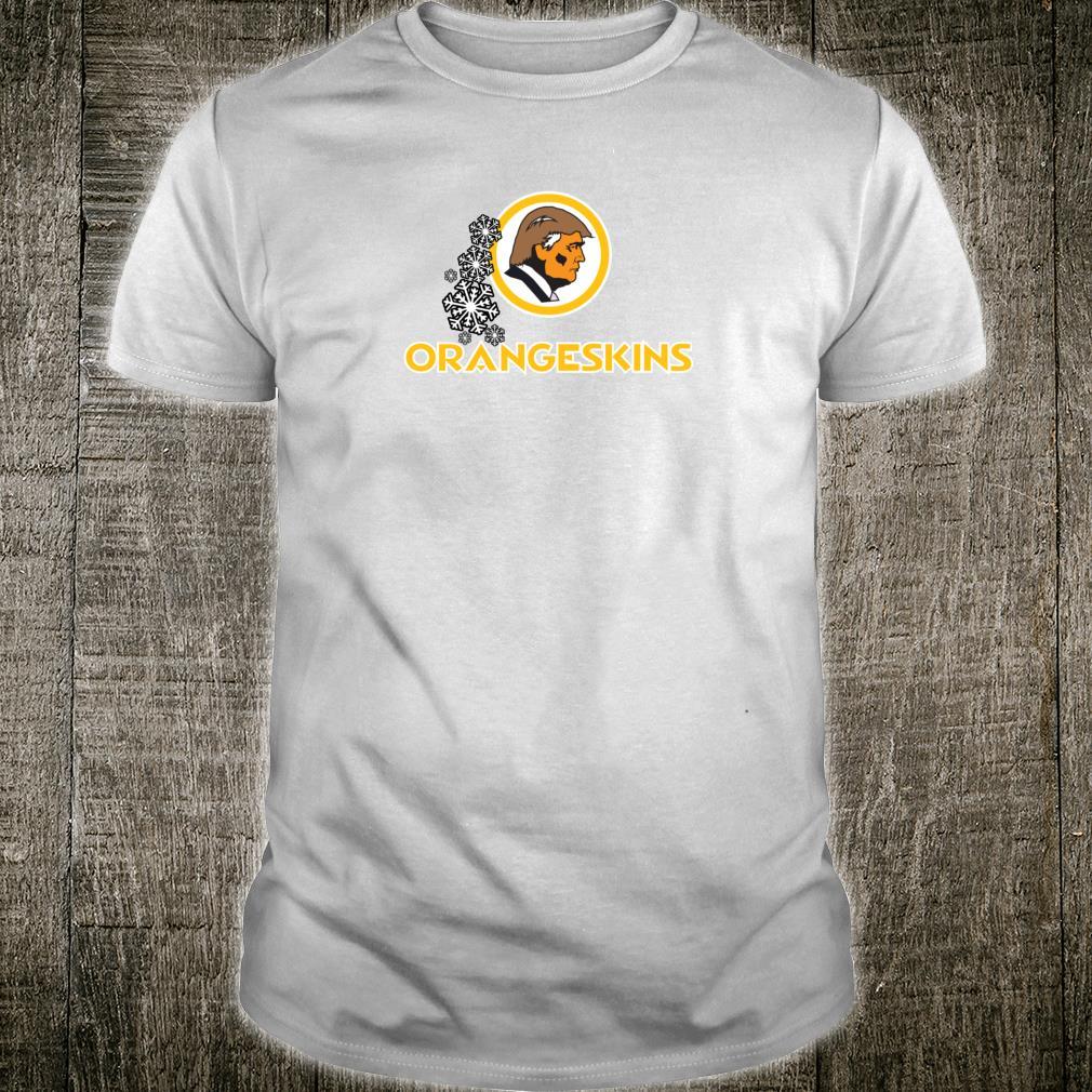 The Orangeskins Shirt
