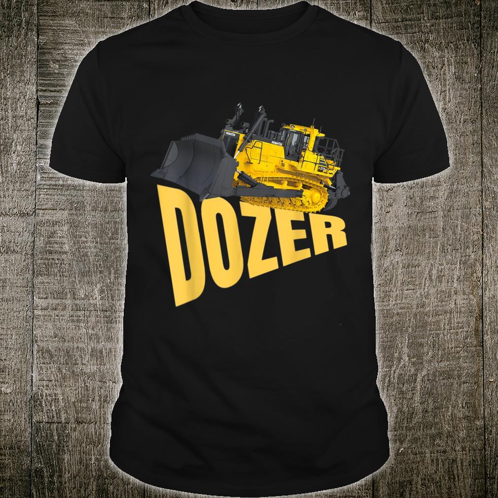 The perfect heavy equipment. Shirt