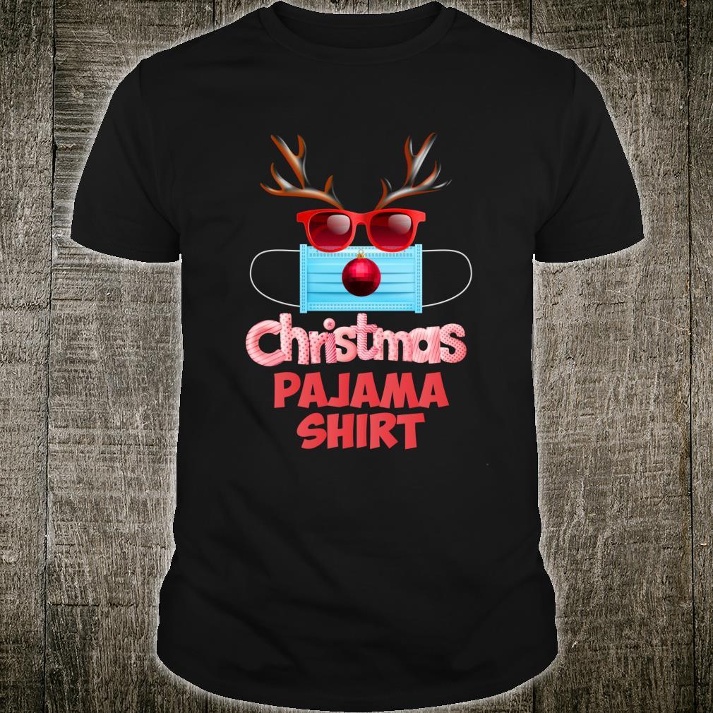 This Is My Christmas Pajama Family 2020 Xmas Shirt
