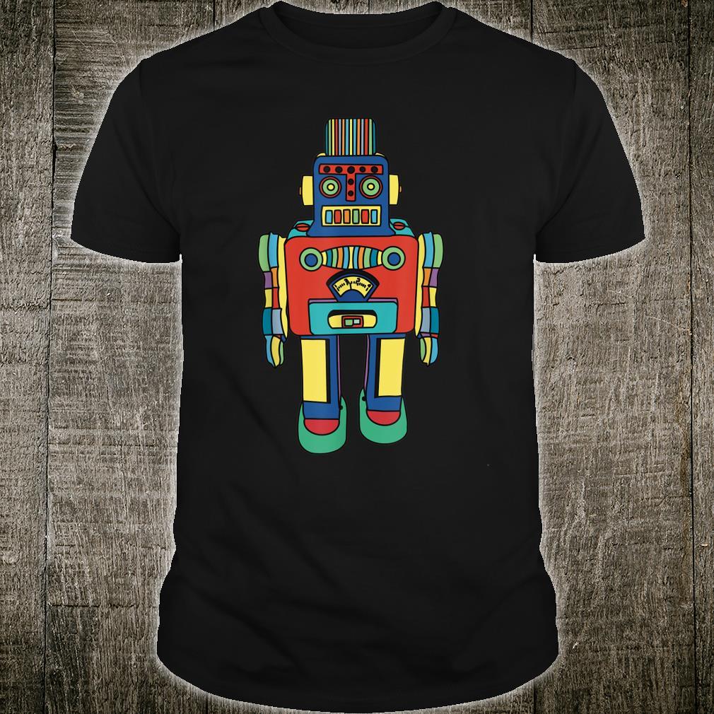 Toy Robot Shirt