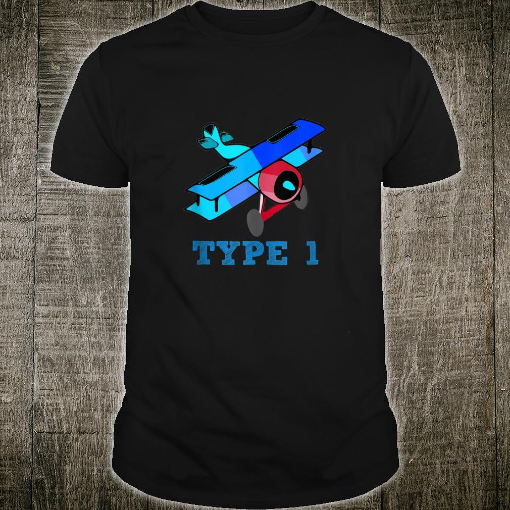 Type I Airplane Shirt