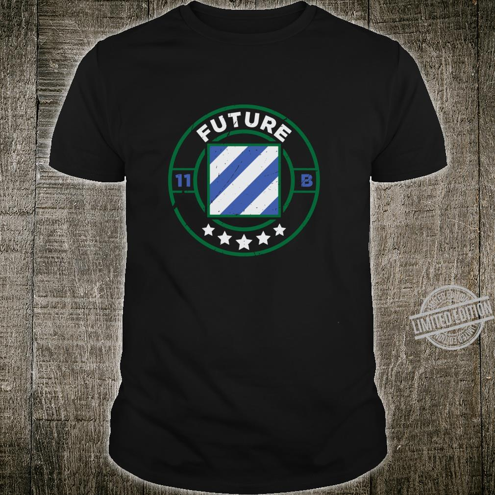 US Army 3rd Infantry Division Shirt Third ID 11 Bravo Shirt
