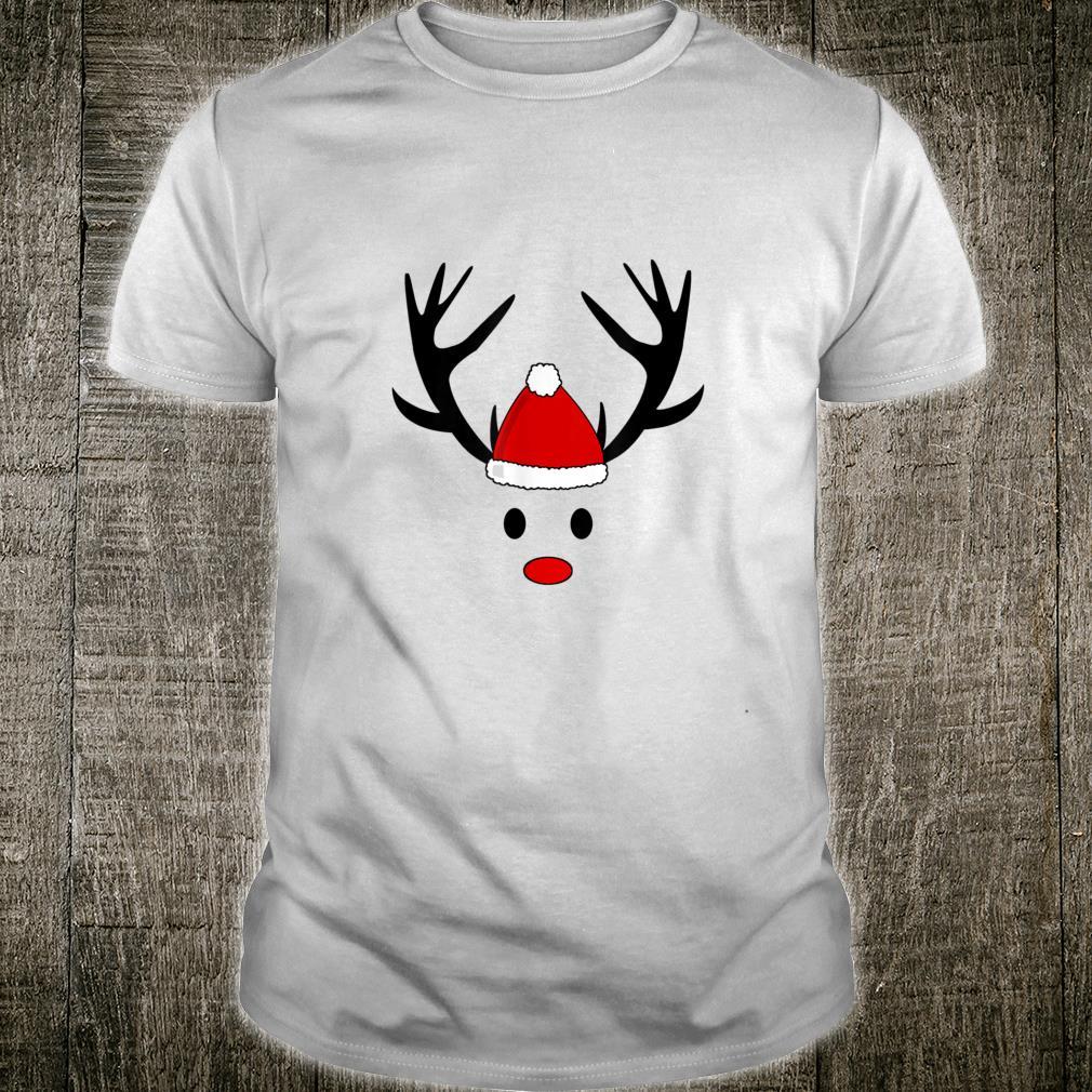 Ugly Christmas Reindeer Shirt