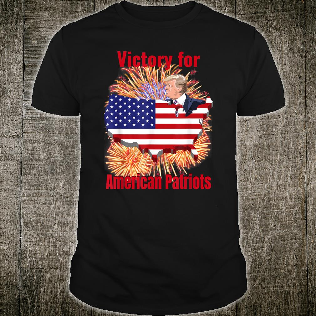 Victory for American Patriots Shirt