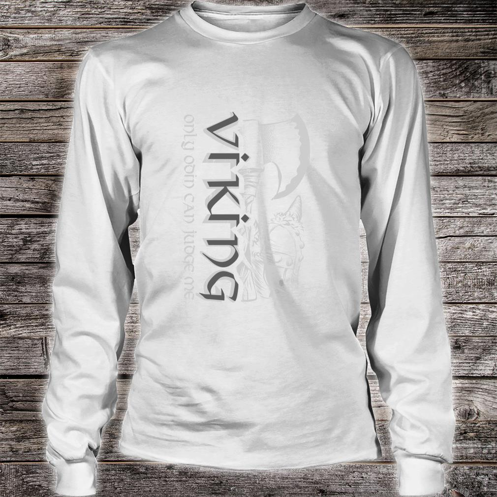 Viking Rune Odin Asgard Thor Walhala Vegvisir Shirt long sleeved