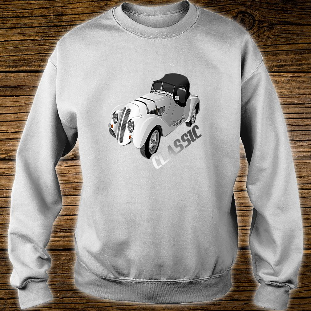 Vintage Classic Car Shirt sweater