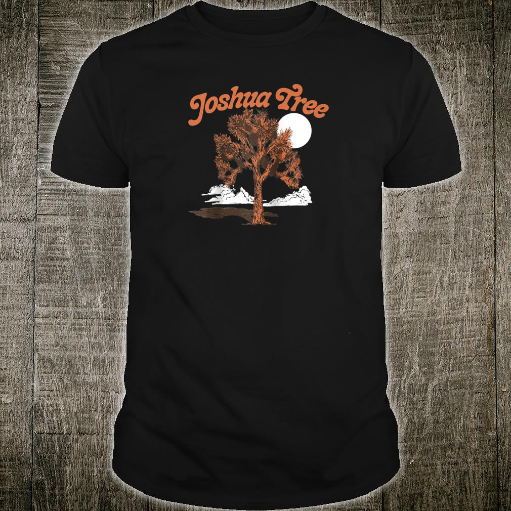 Vintage Joshua Tree Vintage Eighties Vibe Shirt