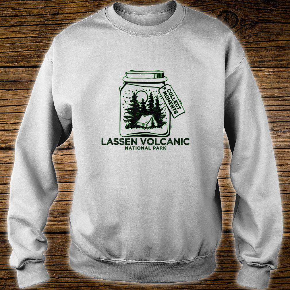 Vintage Lassen Volcanic National Park Souvenir Shirt sweater