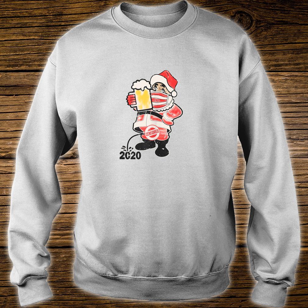 Vintage Santa 2020 Shirt sweater