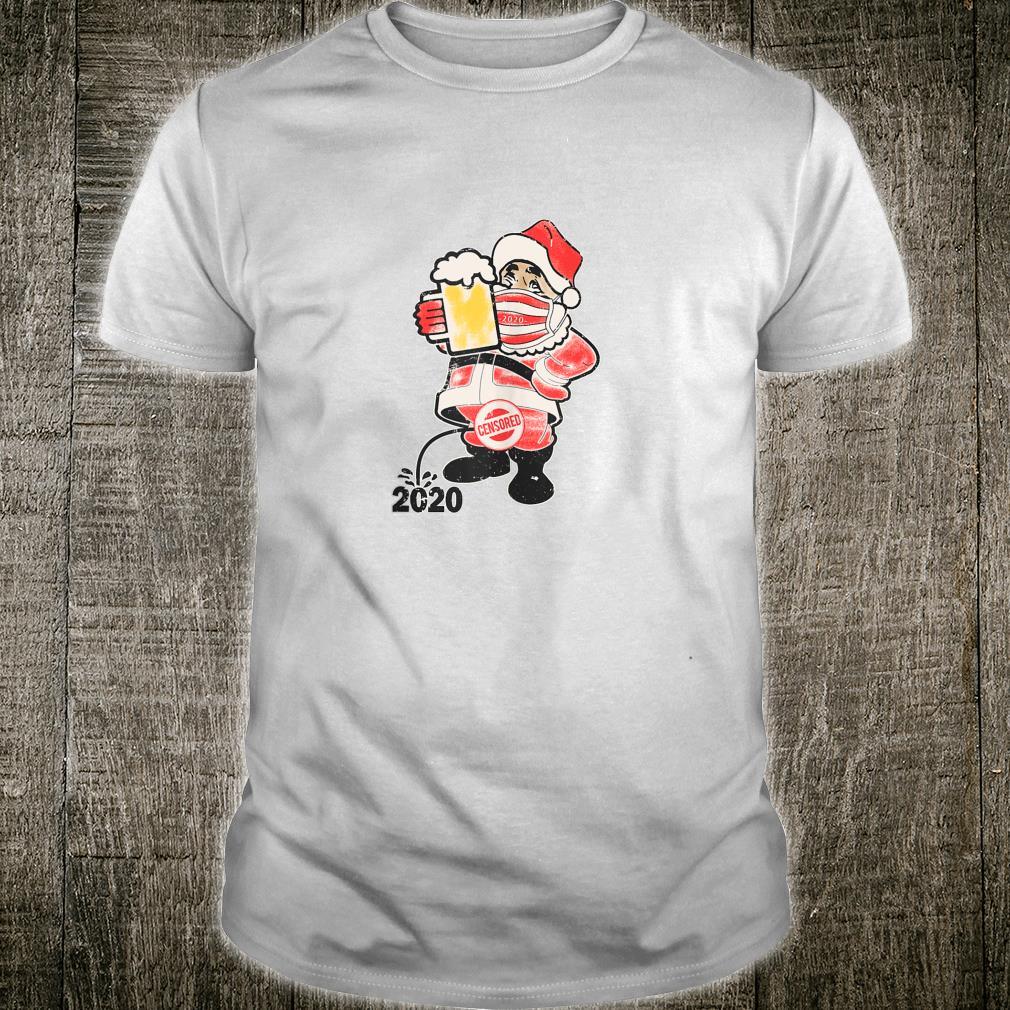 Vintage Santa 2020 Shirt