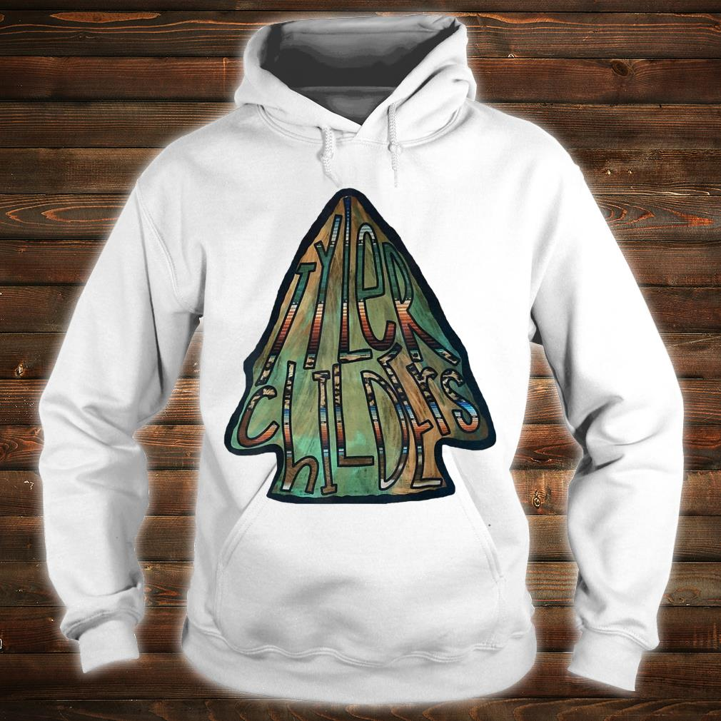 Vintage Tyler Childers Love Bluegrass Musical Playing Guitar Shirt hoodie