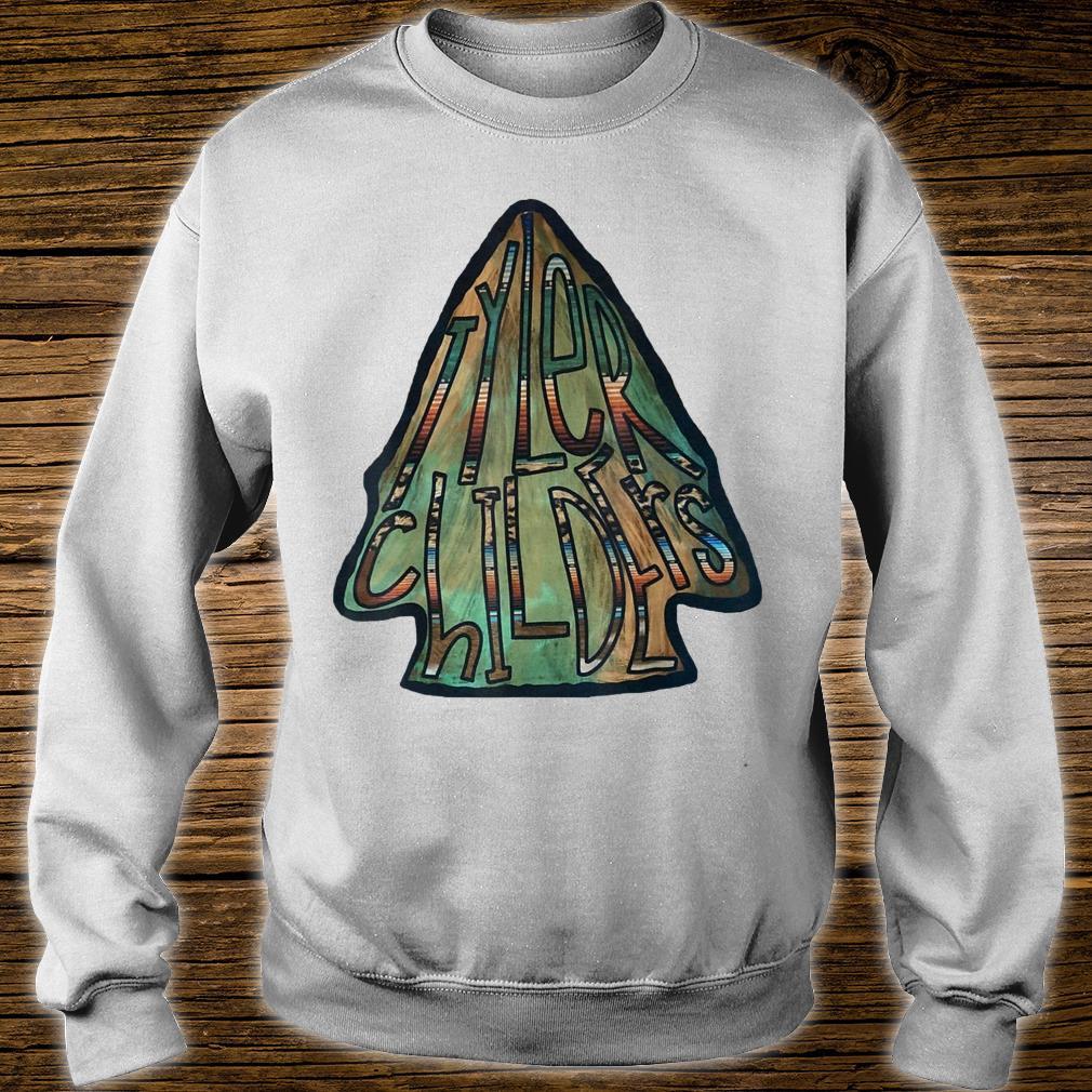 Vintage Tyler Childers Love Bluegrass Musical Playing Guitar Shirt sweater