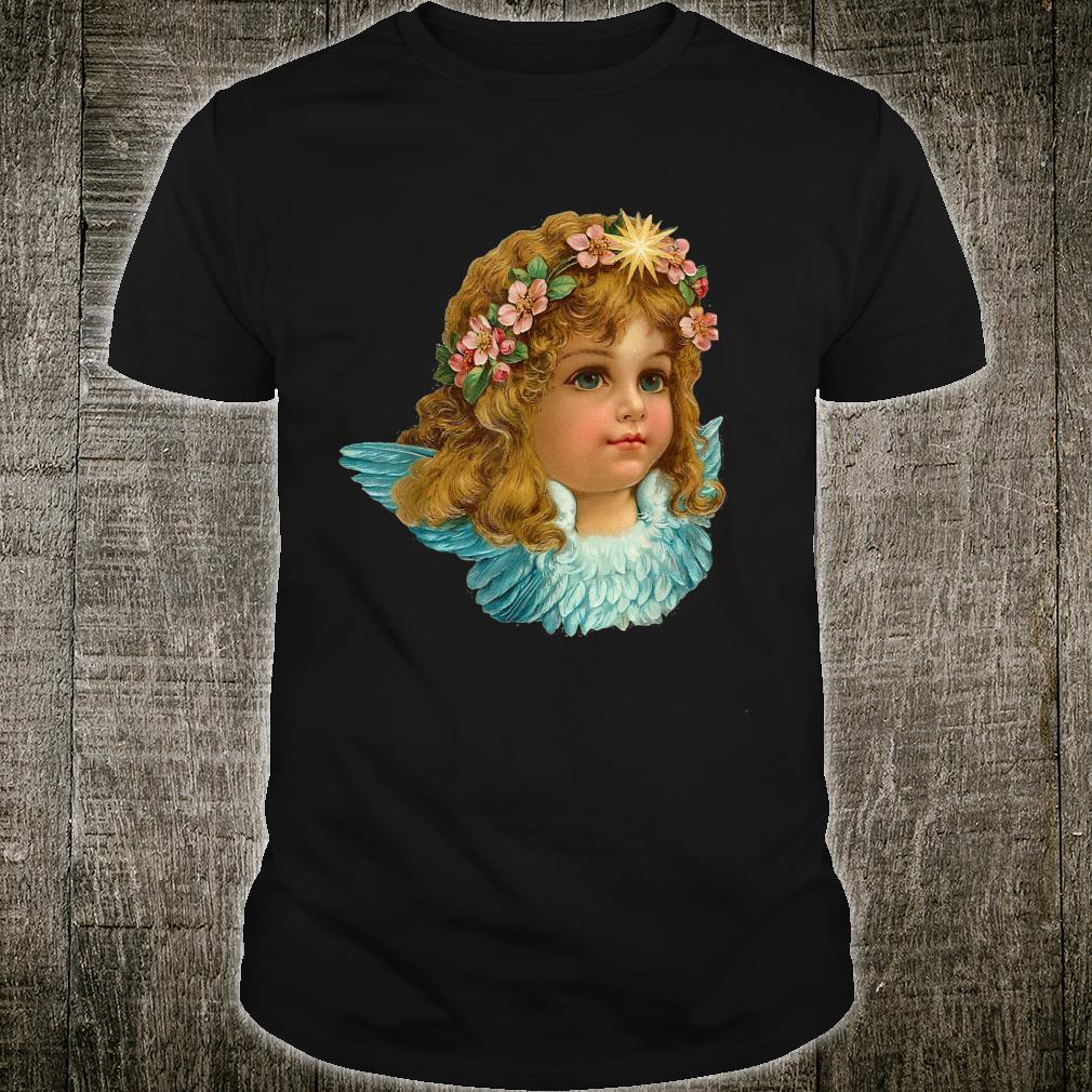 Vintage angelic cherub design Shirt