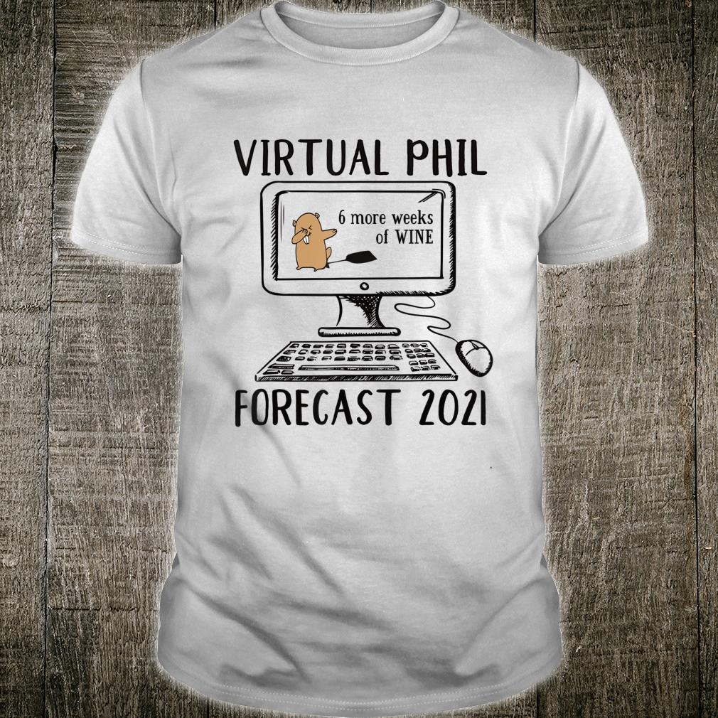 Virtual Phil Forecast 2021 Shirt