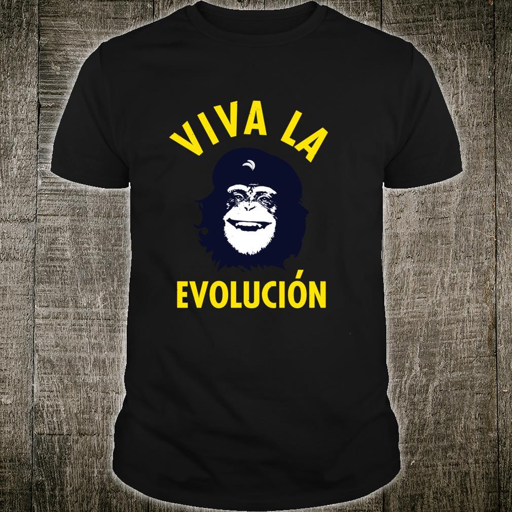 Viva La Revolucion Che Guevara Monkey Revolution Shirt