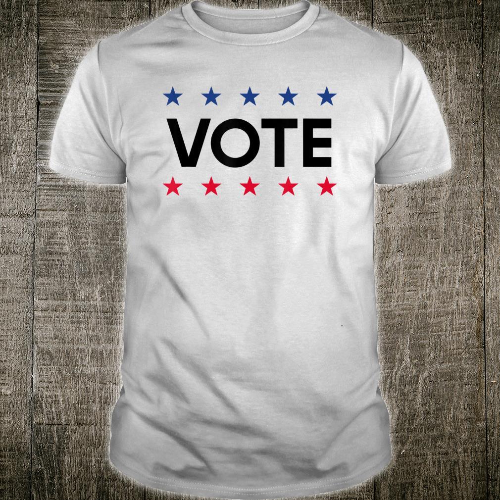 Vote Political November 2021 Election Shirt