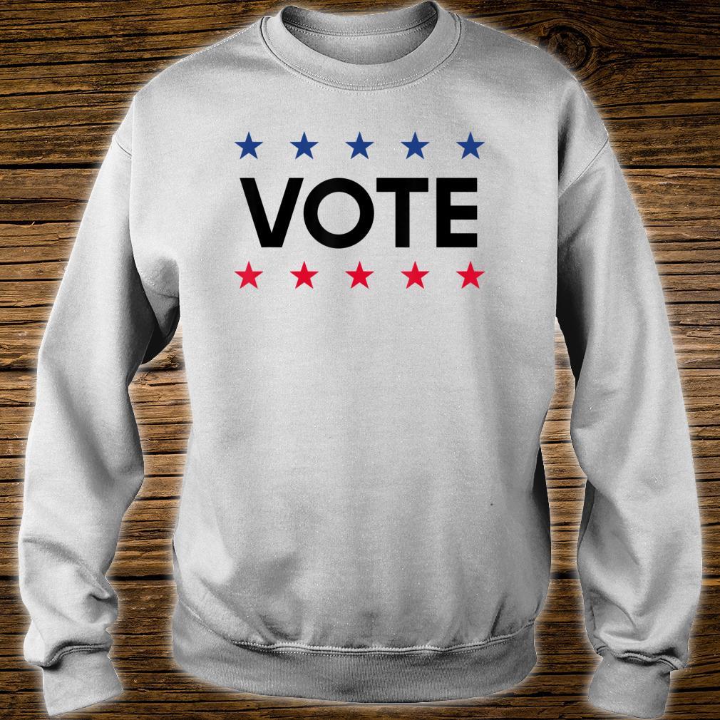 Vote Political November 2021 Election Shirt sweater
