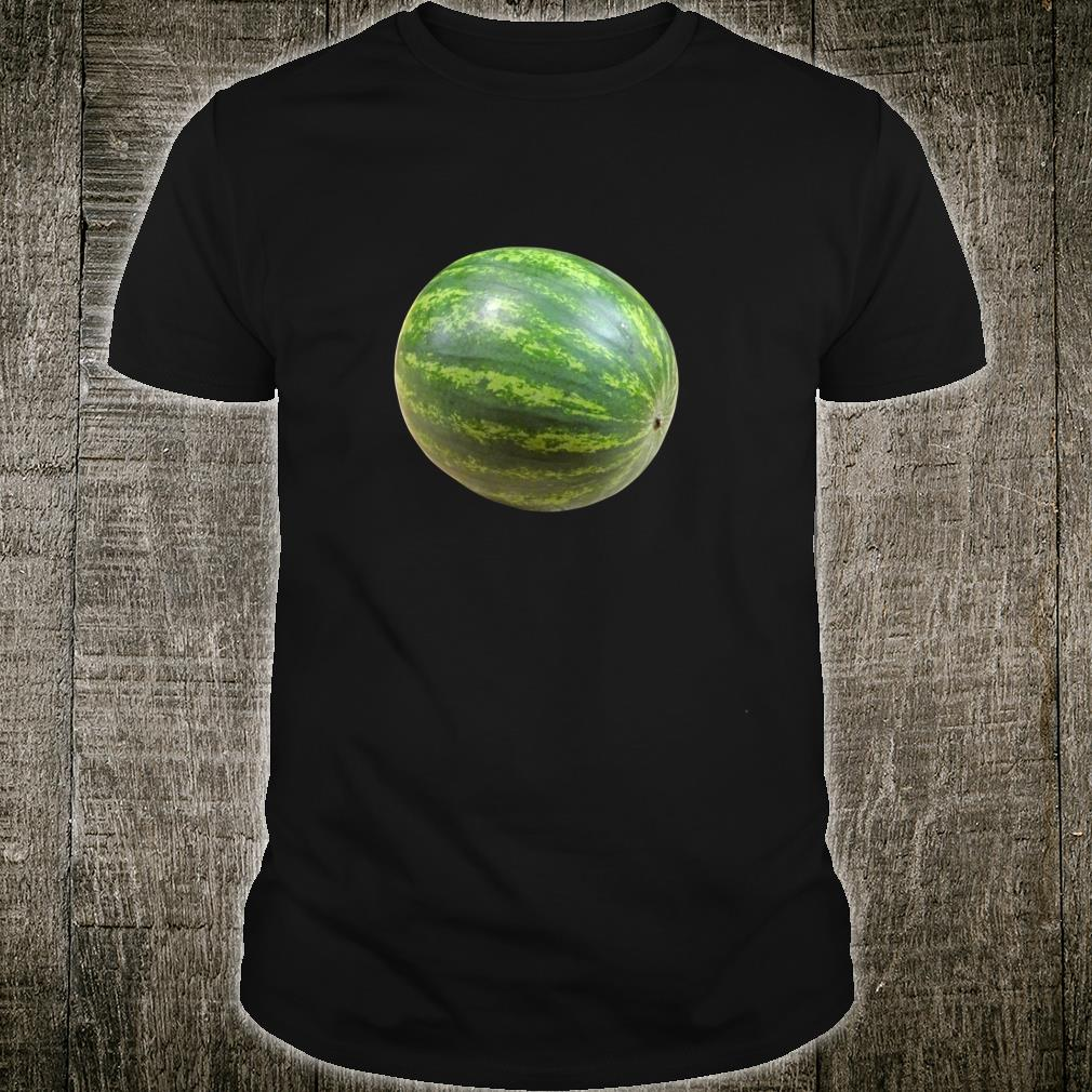 Watermelon Costume Fruit Health Class Shirt