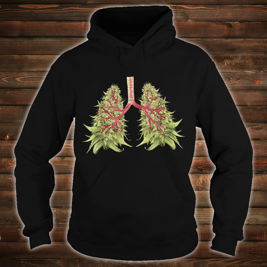 Weed Marijuana THC Weed Bud Stoner Shirt hoodie
